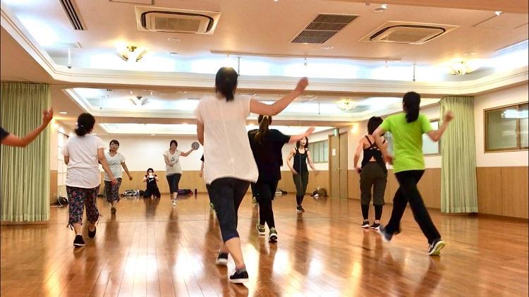 BPL大人女子ダンススクールレッスン画像2