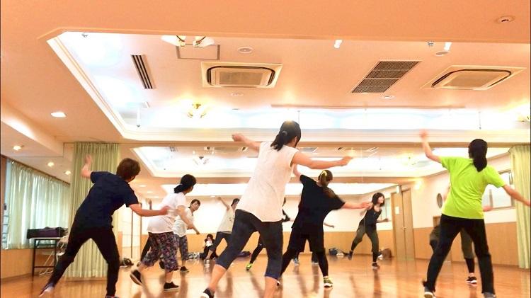 BPL大人女子ダンススクールレッスン画像1