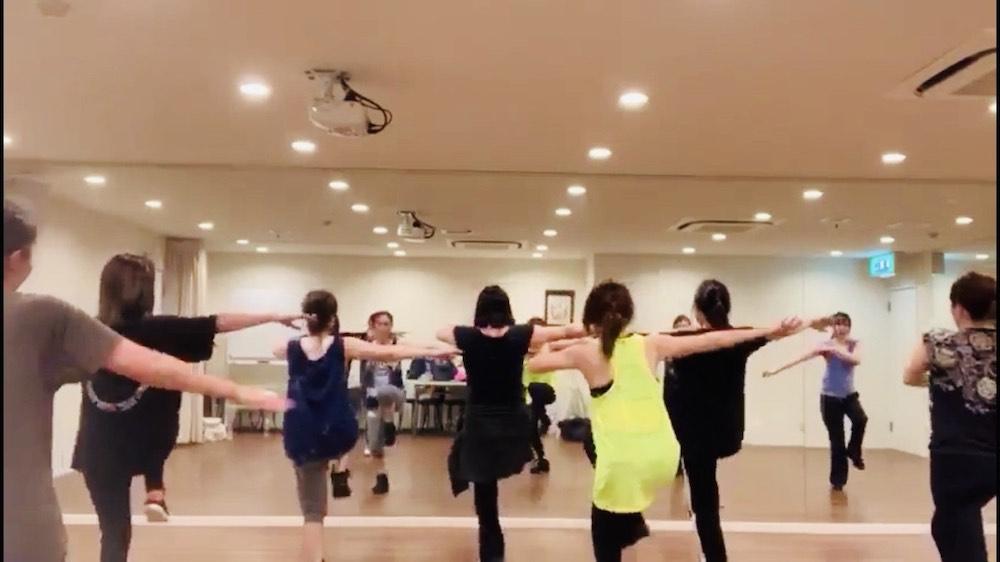 BPL女子ダンスクラス