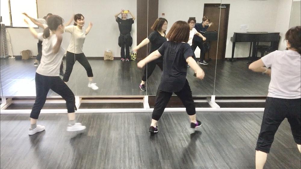 BPL大人女子ダンスクラス